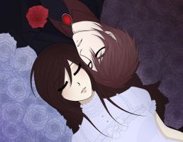 Lost Like You: Ville and Ami by NikkieHale