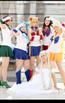 Sailor Moon - Inner Senshi by aco-rea