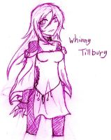 Whinny Tillbury by FuneralDyingheart