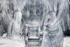 winters tale by magicsart