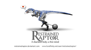Restrained Raptor ID by RestrainedRaptor
