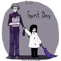 Nennah and the Spirit Day by Dree-Planc