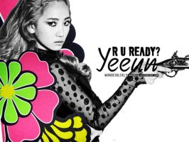 R U Ready for Yeeun? by nanomeow