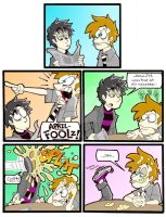 April Fools, FOOL XD by GreenDayComix