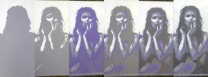 Stencil process by justbelikeshadow