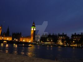 Houses of Parliament by Astral-17