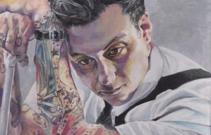 Frank Iero [2] by gentlecheese