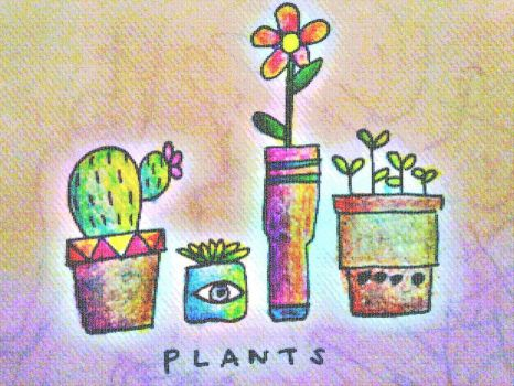 *OLD* plants by dogfood66