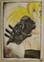 Edward Elric by moustachedPug