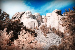 Mount Rushmore 4 by Jamaal10