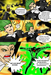 two words on the brife of Chaos chapter 1 part 3 by Deidrax