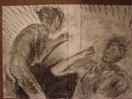 Drawing the Model Twice by Jeffers800