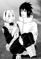 SasuSaku I need you. by byBlackRose