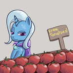 Skeptical Trixie - Request #1 by Popprocks