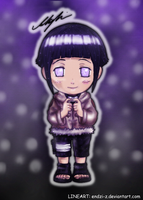 Hinata By ~endzi-z COLOURED by budgieLUVer