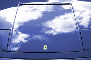 Ferrari: The Sky is Blue by AndySimmons