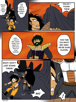 My Brother in Spirit - Chapter 5 - Page 27 by Ilovevegeta123