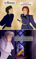 Javert in Disney-style by pinoqino