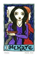 Hekate by ThaliaTook