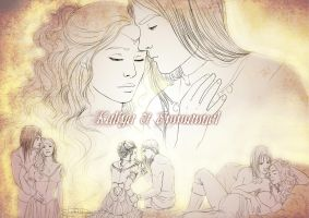 Lovesheet - Kaliya and Emmanuel by CristianaLeone