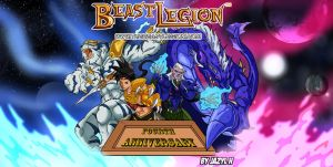 4 Years of Beast Legion.. Thank you! by JazylH
