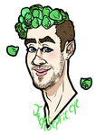 Jacksepticeye Bells of Ireland by MissWiggleButt