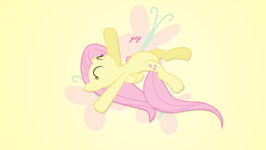Flutteryay Wallpaper by apertureninja