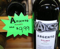 Argento sign by celacia