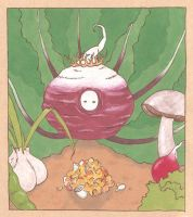 Offerings for the Turnip Queen by Longhair