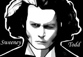 SWEENEY TODD by EdwardWonka138
