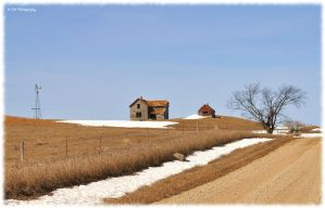 Empty On The Prairie by erbphotography
