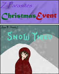 Snow tired: A Z-Parasites Christmas Event by Peppa91