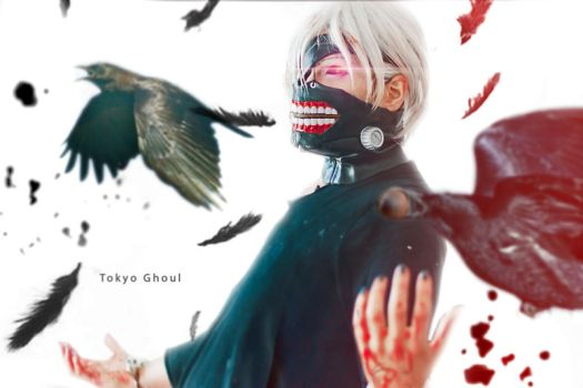 Tokyo Ghoul -  without freedom by Hikari-Kanda