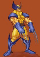 Wolverine Colors by Frigid-Studios