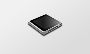 iPod icon by AdrianFahrbach