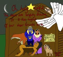 Oh Holy Night by Cerrydd
