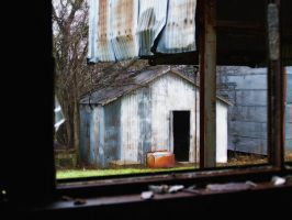 Wet Sheds Two by TrulyGreatMadness