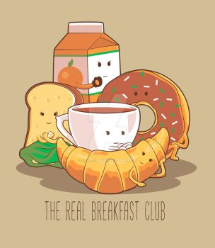 The Real Breakfast Club by angelsaquero