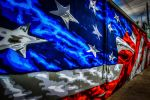 The Stars and Stripes by SharpPhotoStudio