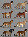 Big cat adopts*OPEN* by xXWF-adoptablesXx