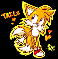 Tails the Fox by NeppyNeptune
