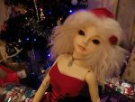 santa baby by child-of-aros