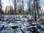 Winter cemetery by MaKiPL