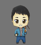 Kevin Tran: Prophet of Our Lord by dephigravity