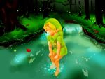 Link in the forest (ver 2) by haithuong313