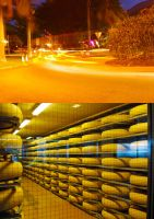 Yellow: Lights and Cheese by CuriouserX10