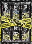 WWE Caution 2 Official Poster by DS951