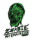 Zombie Design by Rotemavid