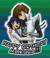 Happy Birthday Mokuba 7.7.2016 by ARCatSK