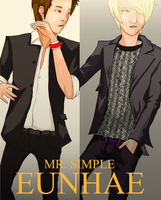 MR. SIMPLE EUNHAE by man95